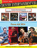 Country Entertainment USA August Issue