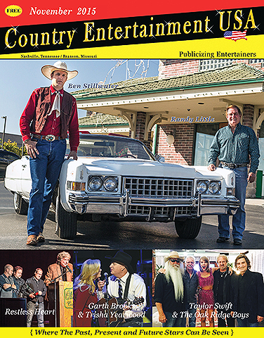 Country Entertainment USA, November Issue