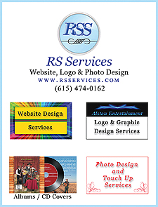RS Services,  Website, Logo and Photo Design