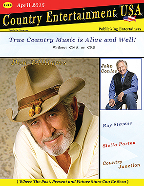 Country Entertainment USA, April Issue