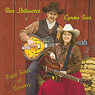 Ben Stillwater & Cyndee Jean • Eight Sides Of Country