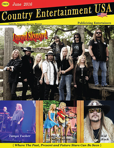 Country Entertainment USA, June Issue