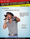Country Entertainment USA July Issue 2011